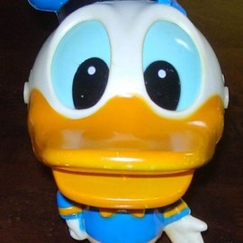 MATTEL - Talking Donald Duck Doll