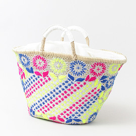 URBAN RESEARCH - jujube MOROCCO FLOWER BAG