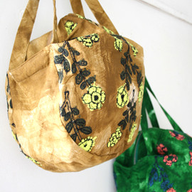 mina perhonen - globe bag twins