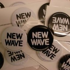 "TAKAHIROMIYASHITA THE SOLOIST - ""NEW WAVE""缶バッジ"