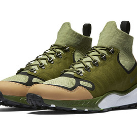 Nike - Air Zoom Talaria Mid Flyknit Military Green