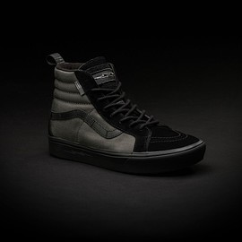 VANS VAULT, DEFCON, London Bridge Trading - SK8-HI™ REISSUE LX - Black/Grey?