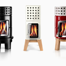 Modular Wood-Burning Stove