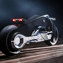 "BMW Motorrad - Vision Next 100 "" The Great Escape"""