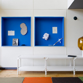 Ronan & Erwan Bouroullec - Apartment 50, Le Corbusier's Cite Radieuse, Marseille, France