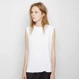 Acne Studios - clair tops white