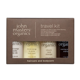 john masters organics - TRAVEL KIT