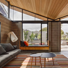 Melbourne house by MRTN Architects