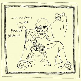 annie the clumsy - IN SIDE HER FANCY BRAIN