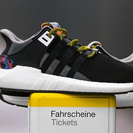 adidas, Overkill - EQT Support 93 - BVG 90th