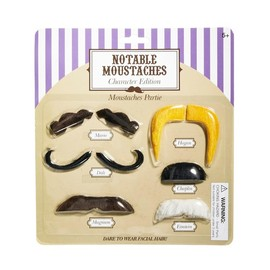 Notable Moustaches - Notable Moustaches