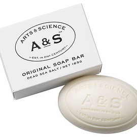 ARTS&SCIENCE - OVER THE COUNTER ORIGINAO SOAP BAR