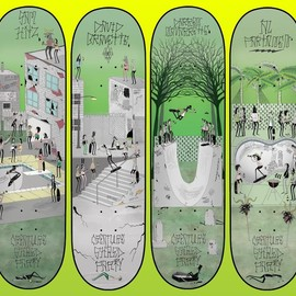 Creature - x Jay Howell Shred Party Deck