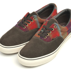 VANS - ERA V95FLN D.BROWN