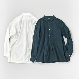 arts&science - 18ss front tuck pullover shirt