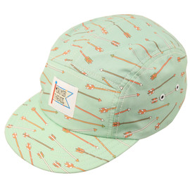 MOKUYOBI THREADS - 5panel walter hat (arrow)