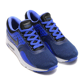 NIKE - AIR MAX ZERO ESSENTIAL BLACK/BLACK-PARAMOUNT BLUE-BINARY BLUE-WHITE