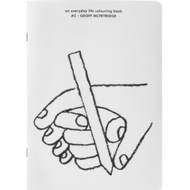 Geoff McFetridge - Everyday life colouring book by Geoff Mcfetridge