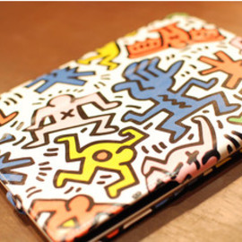 Keith Haring Flip Cover (Chaos)