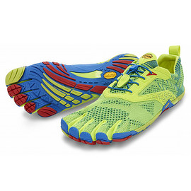 Vibram - fivefingers KMD EVO Yellow/Blue/Red