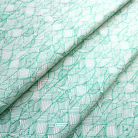 Art Gallery Fabrics - Meadow Valley of Evergreen