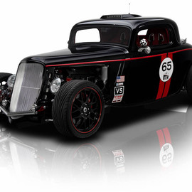 Ford - 1933 Ford coupe