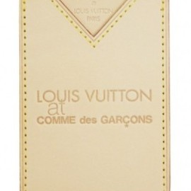 LOUIS VUITTON at COMME des GARCONS - Leather Card Case