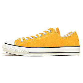 CONVERSE - Suede All Star J OX-Gold