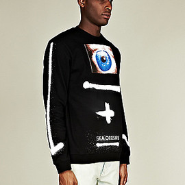 RAF SIMONS - 1995 Crewneck Sweater