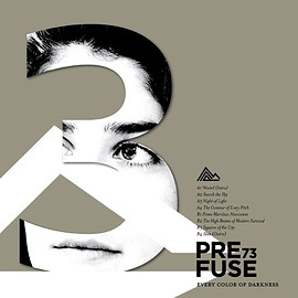 Prefuse 73 - Every Color of Darkness [12 inch Analog]