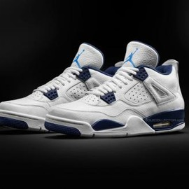 Nike - NIKE AIR JORDAN IV RETRO COLUMBIA 2015
