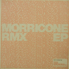 Various Artists - MORRICONE RMX EP / WEA
