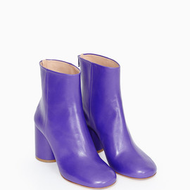Maison Martin Margiela - New Tabi Boot (Purple)