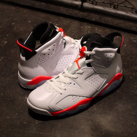 "Nike - NIKE AIR JORDAN VI RETRO ""INFRARED"" が発売"