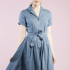 Jumperfabriken - Flora dress