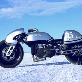 Krugger motorcycles - Goodwood