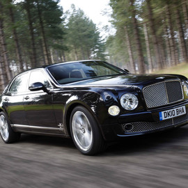 Bentley - Bentley Mulsanne