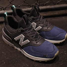 "New Balance - MS574 ""BLUE HOUR"" ""mita sneakers"" MTA"