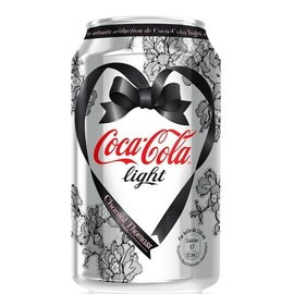 Coca-Cola - Coca-Cola Light × Chantal Thomass
