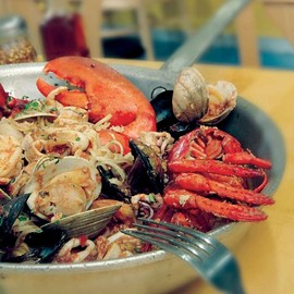 The Daily Catch - Boston - Lobster Fra Diavolo