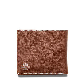 Whitehouse Cox - ホワイトハウスコックス | S8772 NOTE CASE / LONDONCALF × BRIDLE(BROWN/NAVY)