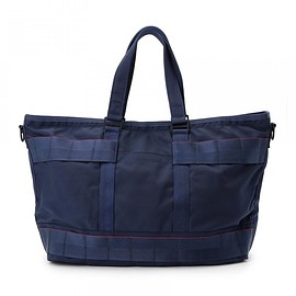 "BRIEFING - BRIEFING×BEAMS PLUS / 別注 ""MIL TRAINING TOTE""NAVY"