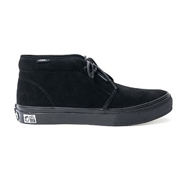 N.HOOLYWOOD, VANS - Chukka Boot (191-SE03 pieces) - Black/White