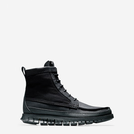 Cole Haan - ZeroGround Tall Boots - Black/Ash Grey