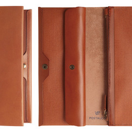 POSTALCO - LONG CARD & COIN WALLET