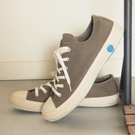 SHOES LIKE POTTERY - S.L.P. NATURAL DYE (Olive)