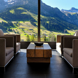 Switzerland - The Cambrian Hotel