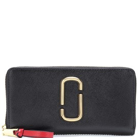 MARC JACOBS - Snapshot leather wallet