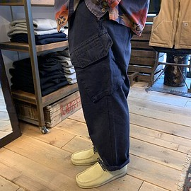 ROYAL NAVY イギリス軍 - COMBAT TROUSERS(DEAD STOCK)