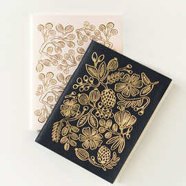 Rifle Paper - Gold Foil Pocket Notebooks